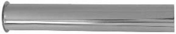 Bördelrohr / Abgangs- Tauchrohr