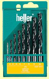CV Holzspiralbohrer-Satz 8-teilig