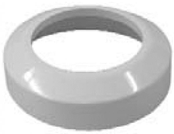 WC-Flach-Rosette 45 mm, DN 100