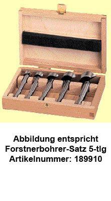 Forstnerbohrer-Satz