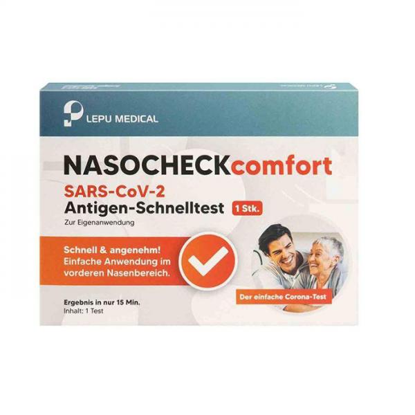 SARS-CoV-2 Antigen-schnelltest 4er Pack
