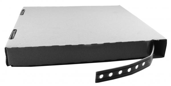 Lochbänder (kunststoffbeschichtet im Karton)