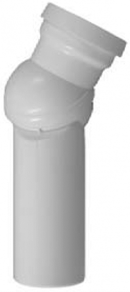 WC-Universalanschluss 0-90°, DN 100