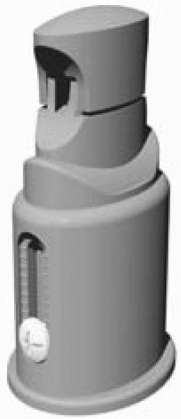 Rohrkonsolen für Badheizkörper